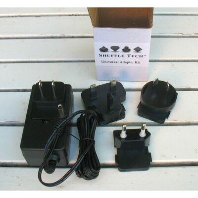 Shuffle Tech ST-1000 kártyakeverő AC adapter