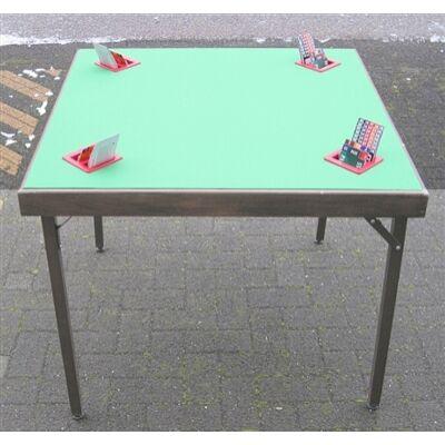 Hercules Bridge Table System 90 x 90 cm-es bridzsasztal