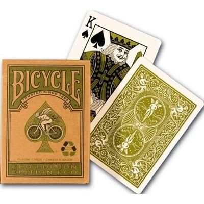 Bicycle Eco Edition kártya, 1 csomag