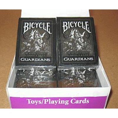 Bicycle Guardians kártya, 1 kiskarton (6 csomag < 5 áráért!)