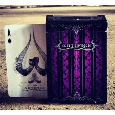 Artifice kártya, lila kiadás, 1 csomag