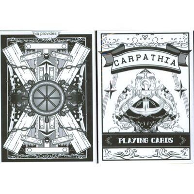 Carpathia kártya, 1 csomag