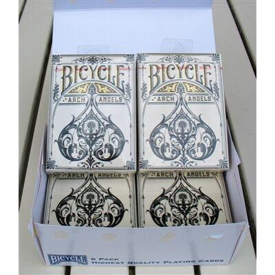 Bicycle Archangels kártya, 1 kiskarton (6 csomag 5 áráért!)