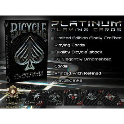 Bicycle Platinum kártya