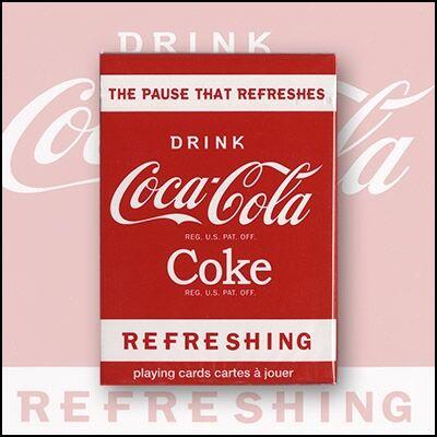 Bicycle Coca Cola kártya, 1 csomag