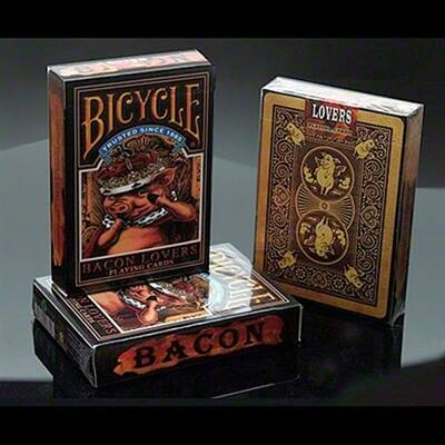 Bicycle Bacon Lovers kártya, 1 csomag