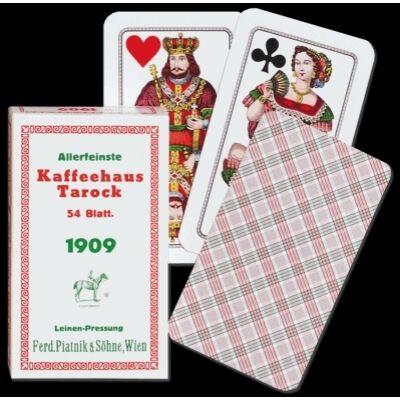 Nagyméretű Tarokk kártya (