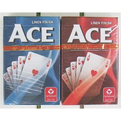 ACE bridzs/römi kártya, dupla csomag