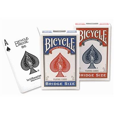 Bicycle 86 bridzskártya, dupla csomag