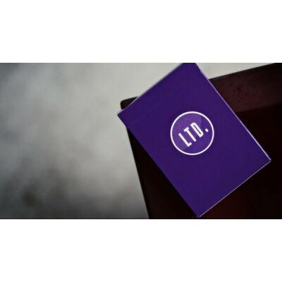Purple LTD. deck kártya - lila kiadás, 1 csomag