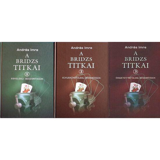 A Bridzs Titkai 1+2+3 együtt (három kötet bundle)