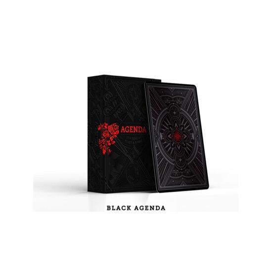 Agenda Black kártya