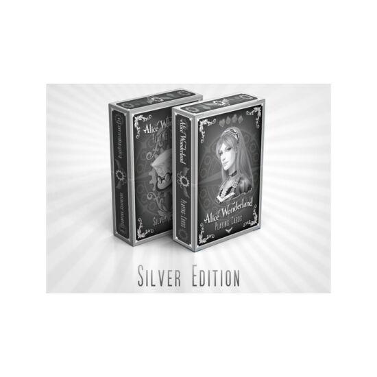 Alice of Wonderland (Alice Csodaországban) kártya - ezüst kiadás