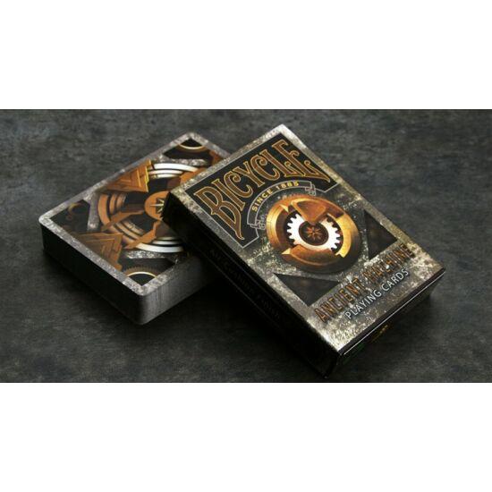Bicycle Ancient Machine kártya (számozott, limitált kiadás), 1 csomag