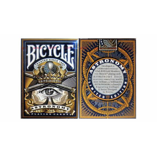 Bicycle Astronomy kártya