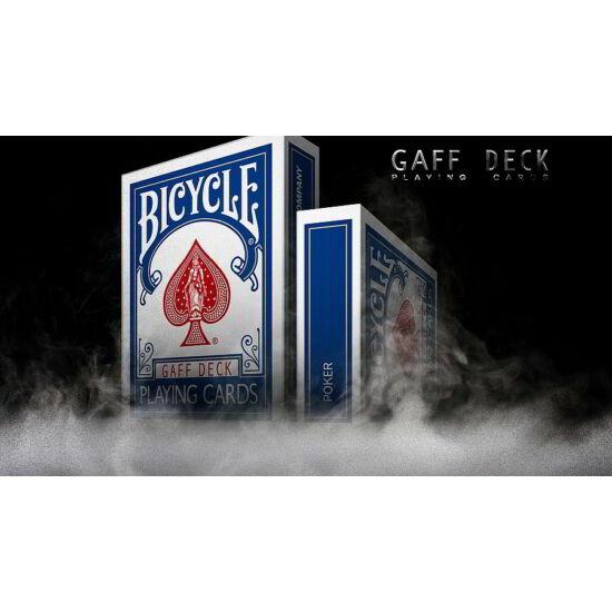 Bicycle GAFF Deck kártya - Kék csomag