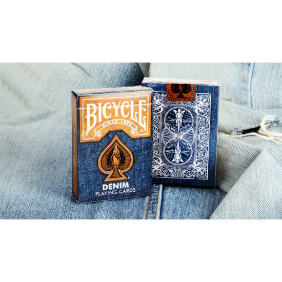 Bicycle Denim kártya
