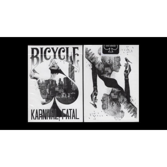 Bicycle Karnival Fatal kártya