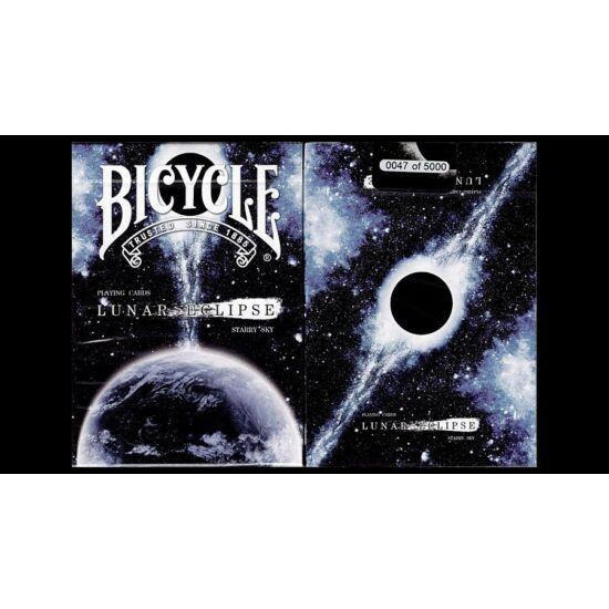 Bicycle Lunar Eclipse kártya