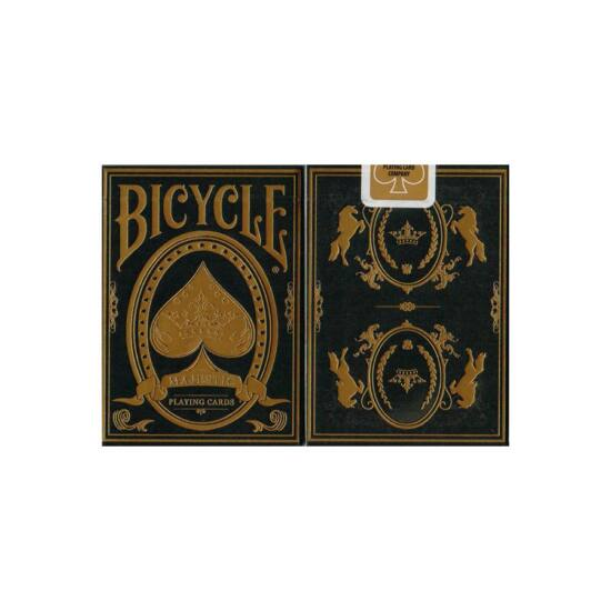Bicycle Majestic kártya