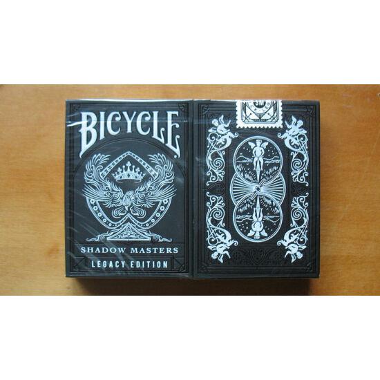 Bicycle Shadow Masters Legacy Edition kártya