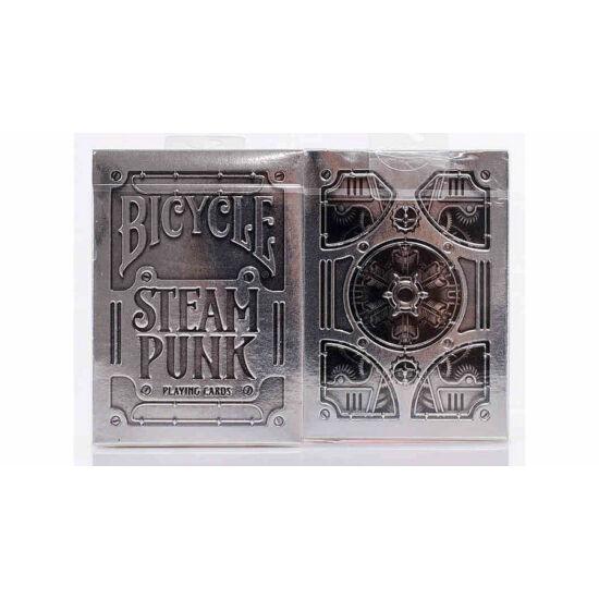 Bicycle Silver Steampunk kártya