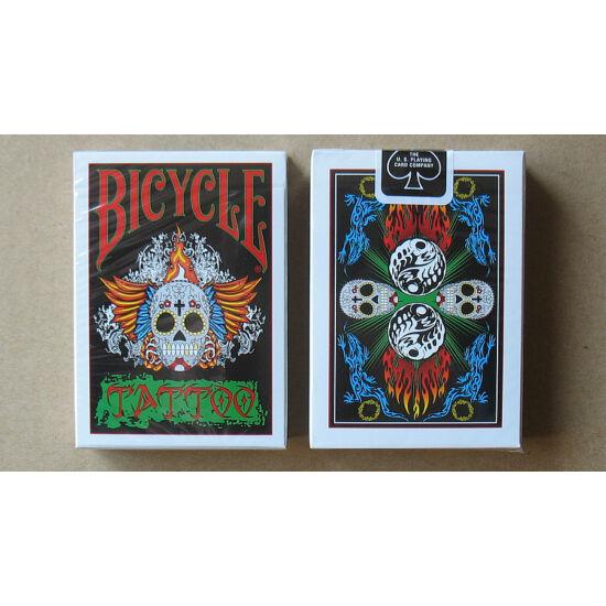 Bicycle Tattoo 2016 kártya