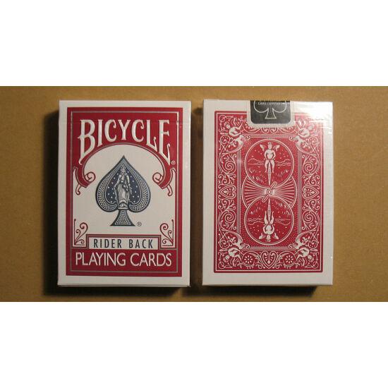 Bicycle Titanium Deck kártya, 1 csomag - Piros