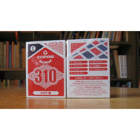 COPAG 310 Gaff kártya