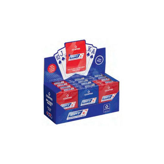 COPAG EPT póker kártya, 1 karton (12 csomag)