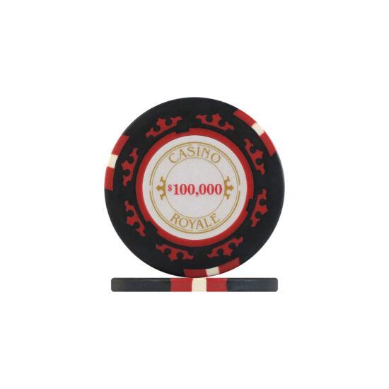Casino Royale póker zseton, $100000