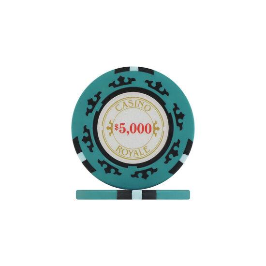 Casino Royale póker zseton, $5000