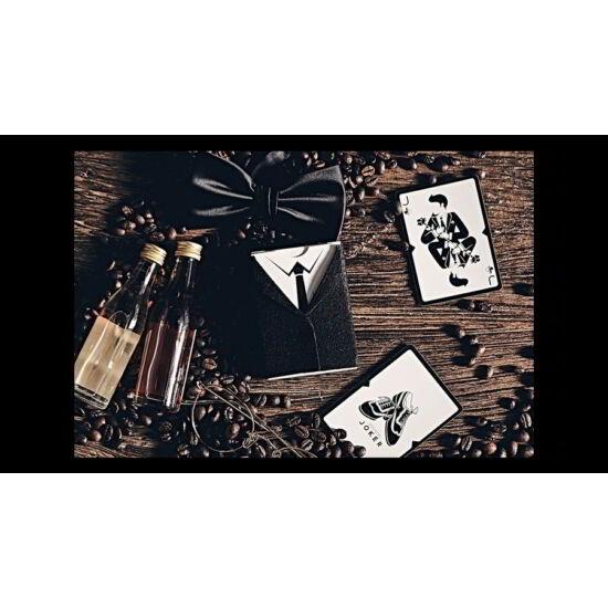 Limited Edition Gentleman kártya