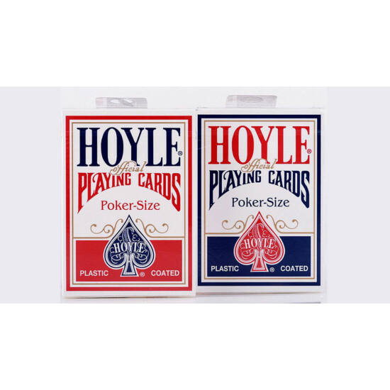 Hoyle póker kártya, normál index