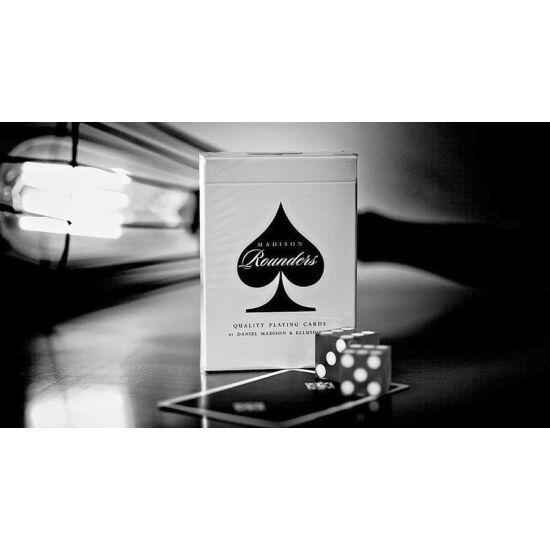 Madison Rounders Black kártya, 1 csomag
