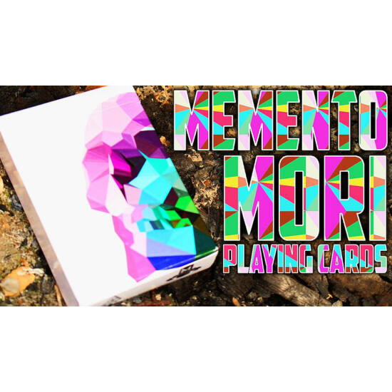 Memento Mori kártya by Chris Ramsay