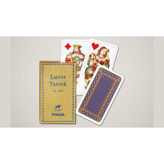 Luxus Tarock (tarokk) kártya, 1 csomag