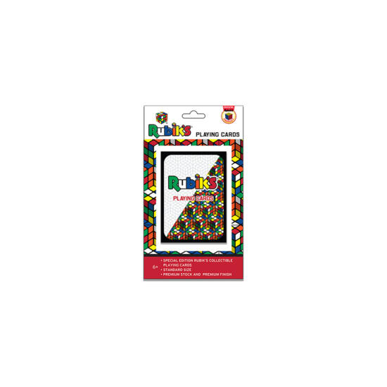 Rubik's Playing Cards kártya
