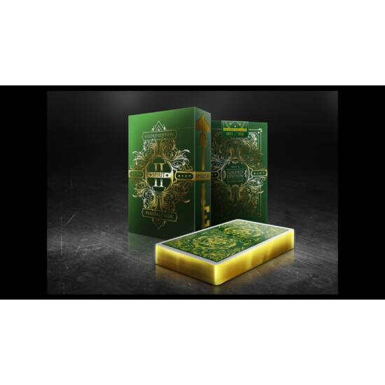 Spirit II Green (Gilded Edition) kártya