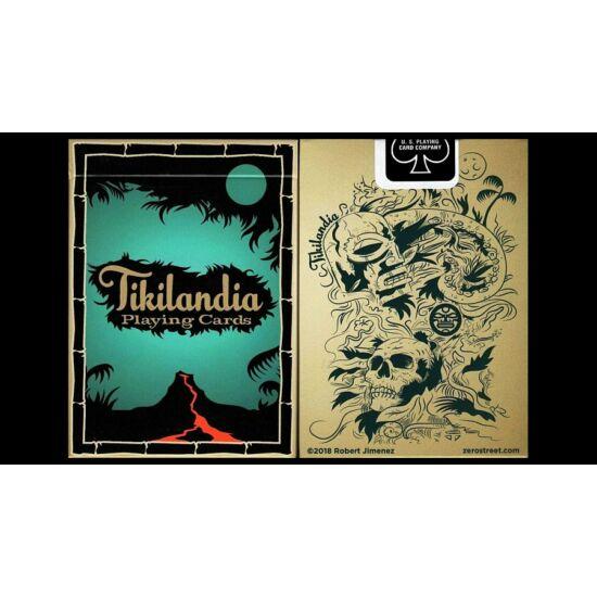 Tikilandia kártya