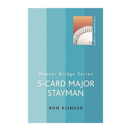 5-Card Major Stayman (Bridge card game)