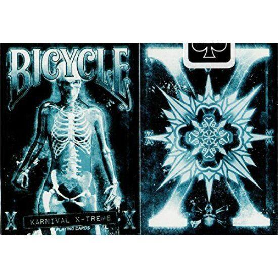 Bicycle Karnival X-treme kártya, 1 csomag