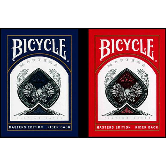 Bicycle Masters Edition kártya, 1 csomag
