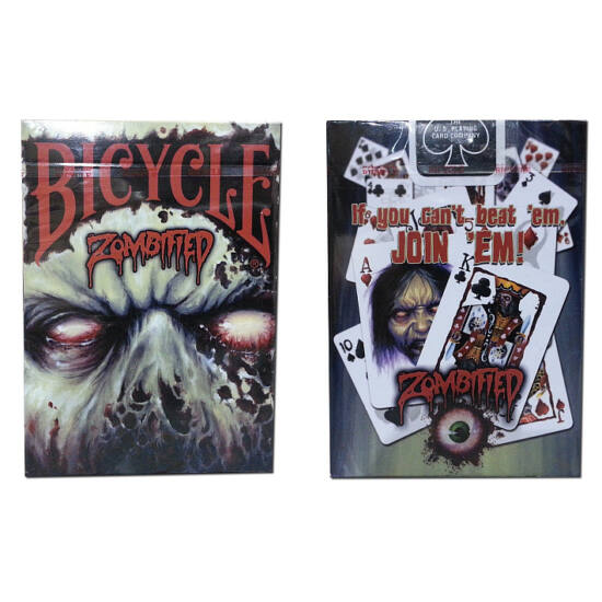 Bicycle Zombified kártya