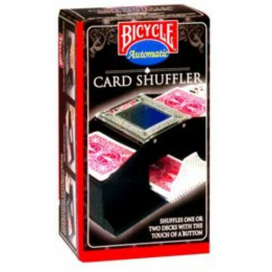 Bicycle, elemes kártyakeverő gép
