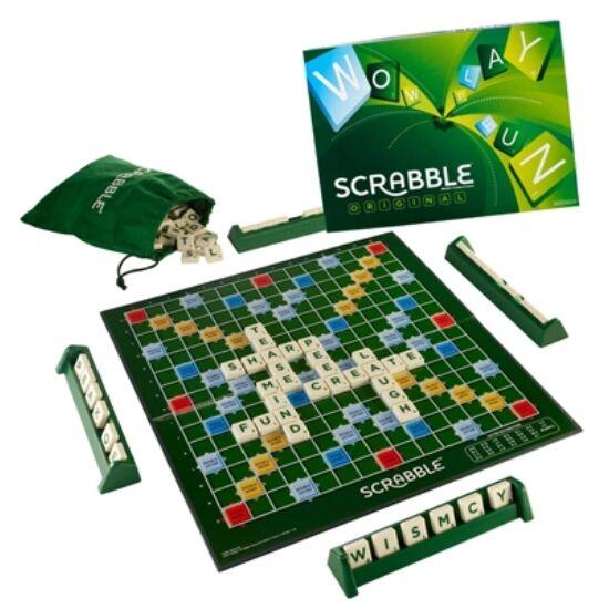 Scrabble Original, angol nyelvű változat