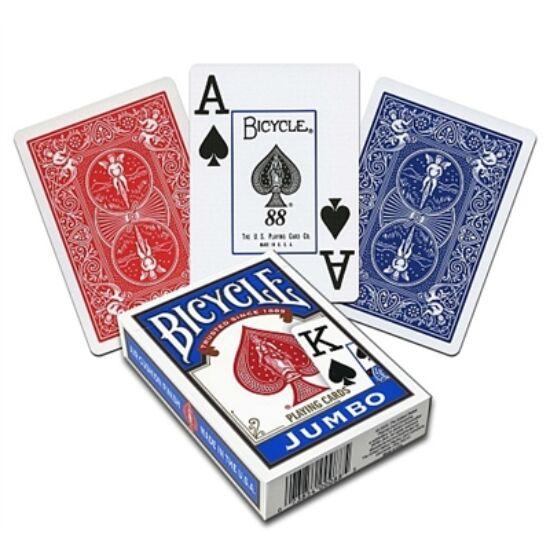 Bicycle 88 Rider Back - póker kártya, Jumbo index, 1 csomag
