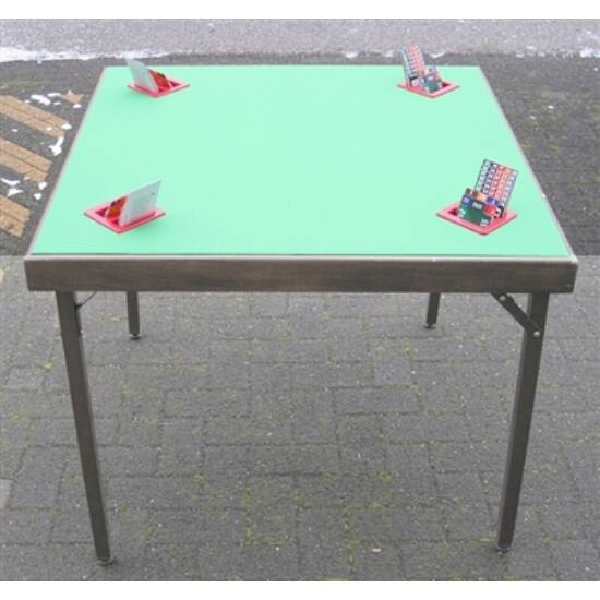 Hercules Bridge Table System 90 x 90 cm-es bridzsasztal