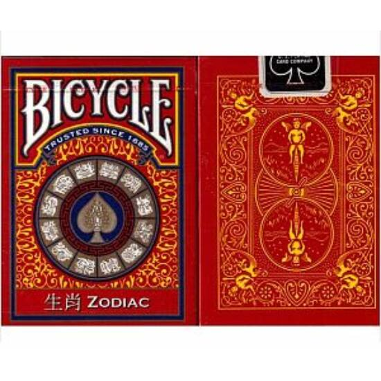Bicycle Chinese Zodiac kártya, 1 csomag