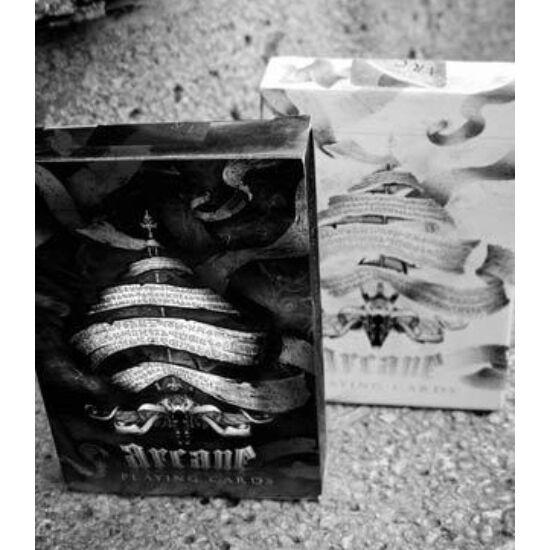 Bicycle Arcane kártya, dupla csomag